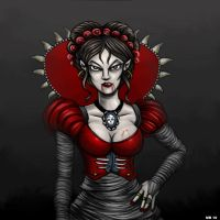 The Countess of Blood by hawanja