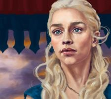 Mother of Dragons by ImperfectSoul