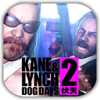 Kane and Lynch 2 Game Icon by Wolfangraul