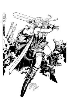 VALKYRIE cover by TimTownsend