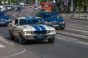 Gumball 3000 - Ford Shelby by SilverWolf112