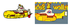 Yellow Submarine Sprite by Ry-Guy176