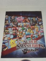 My Super Smash Bros. Brawl Poster Side 2 of 2 by Zelda1987