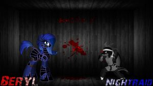 Pony Kombat New Blood 6 Round 2, Battle 7 by Macgrubor