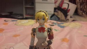 Aigis from Persona 3 by ItaliniX