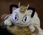 Meowth by aphid777