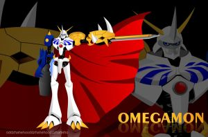 .: OMEGAMON :. by oddzoddy