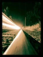 Missed train by Dr-g0nz0