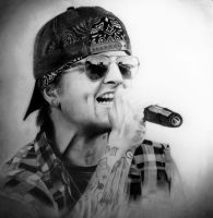 M. Shadows, Avenged Sevenfold by Linnantah