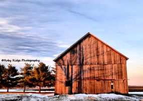 Country Cathedral I by RobyRidge