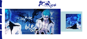 Grimmjow [BL] by larseen