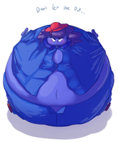 1971 Violet Beauregarde 2 by secretgoombaman12345
