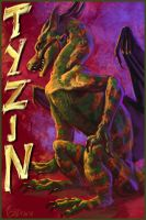 Tyzin Badge2 by FablePaint