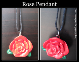 Rose Pendant by ShinyCation