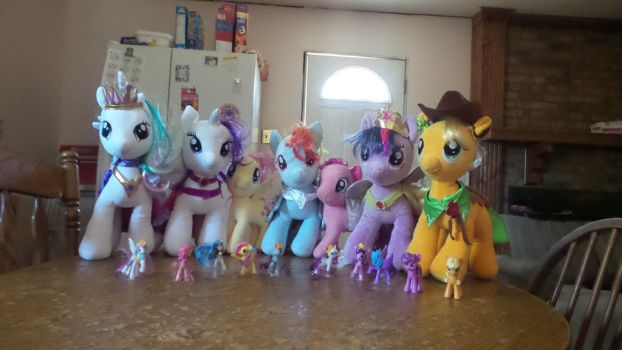 My Little Pony Collection by BlackphotoStory18