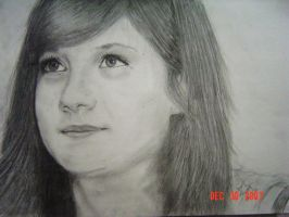Bonnie Wright by Nycteus