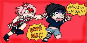 LOVE ME DAMMIT by shock777