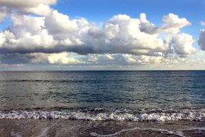 sky and sea by riviera2008