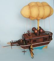 flying ship by MasterMax66