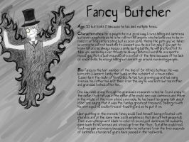 Fancy Butcher Reference Sheet by TheFancy