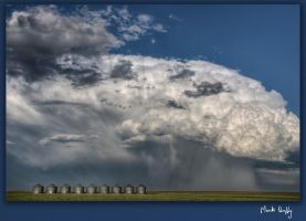 Storm Chasing Canada by pictureguy