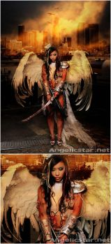 Battle Angel Annavere - II by yayacosplay