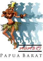 Indonesian Dance No.6 by refudger