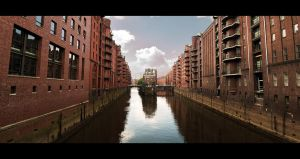 Speichercity pano by mtribal