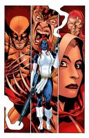 Mystique Color by ScottCohn