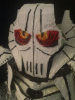 General Grievous Gingerbread: Close-Up by TheDragonSensi