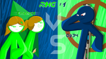 RHG #1: Emerald vs. Op34 Banner by GreenMustika321