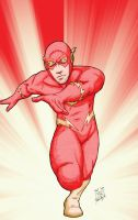 Flash in color by JamesLynch