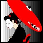 red umbrella by saa