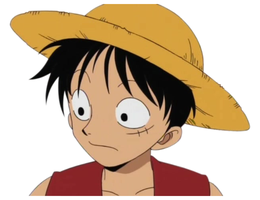 Luffy Render 1 - ep 1 by AmagyDragon25