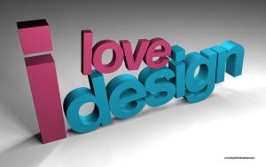 3D Typography Tryout in C4D by HeyShiv