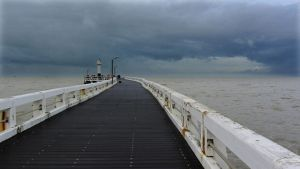 Nieuwpoort (The path to the storm) by rollarius55