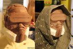 Destiny Hunter Cosplay Mask WIP by SKSProps