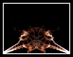 Abstract Smoke Series 02 by mgfletcher