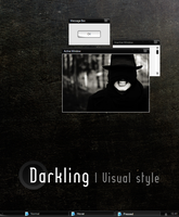 Darkling by coroners