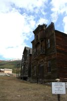 Elkhorn Ghost Town 48 by Falln-Stock