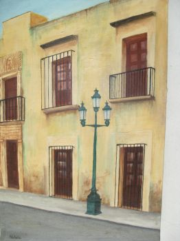 Callejuela by natsimply