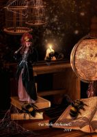 Treasure map by Fae-Melie-Melusine