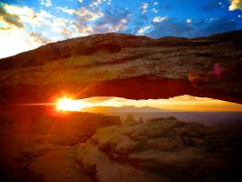 Mesa Arch, Canyonlands, Utah 4 by Justjill9