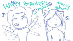 Happy Birthday Moo!!~ by kickerkitten