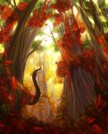 Autumn's Magic by SweetChiel