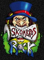 SKOMBROS ROCK by Cinvira
