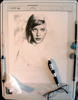 Drawing Board - Liv Tyler2 by imaginee