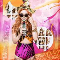Png pack #60 Bella Thorne by blondeDS