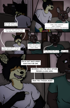 some kind of disaster relief pg. 1 by BlueMoon63