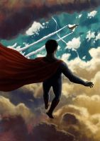 Man-of-Steel by AkuleArt